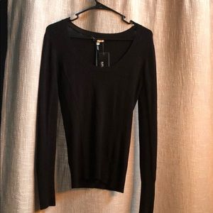 BUFFALO by David Bitton black long sleeve shirt